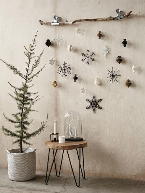 Une ambiance scandinave pour Noël!