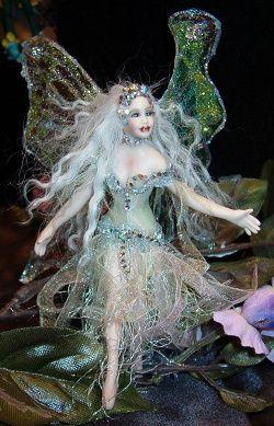 Judith A Orr A Fairy Walk In Fantasy Dolls And