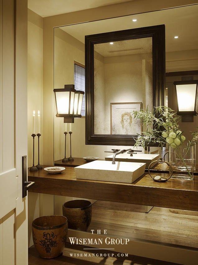 Zen Bathroom Mirror 39 best powder room ideas images on pinterest | room, architecture