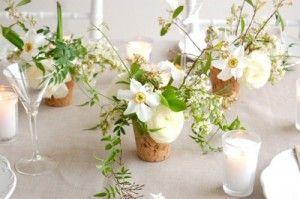 Narcissus Wedding Flower Centerpieces | The Wedding Specialists