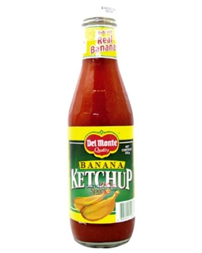 Banana Sauce (Ketchup): Great alternative to regular ketchup... This ...