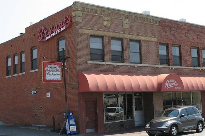 Arthur Bryant's Barbeque, Kansas City, MO
