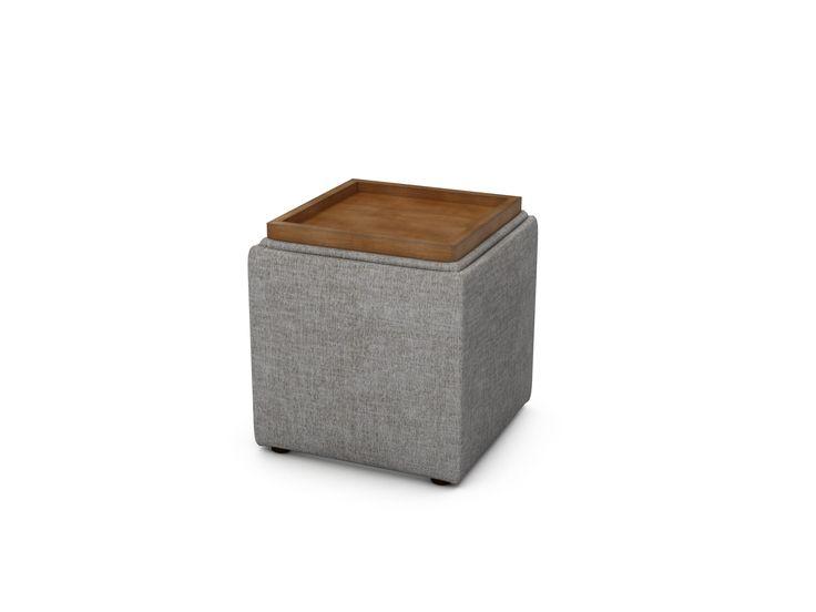 Taylor Storage Footstool in Family Friendly Kaleidoscope Weave - Winter Heather  sc 1 st  Pinterest & Best 25+ Storage footstool ideas on Pinterest | DIY furniture ... islam-shia.org