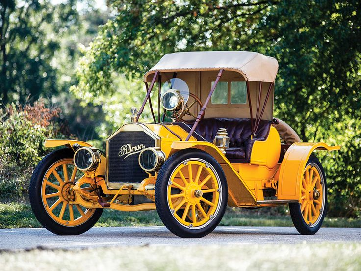 Pullman model O Roadster - (York Motor Company, York, Pennsylvania 1905-1917)