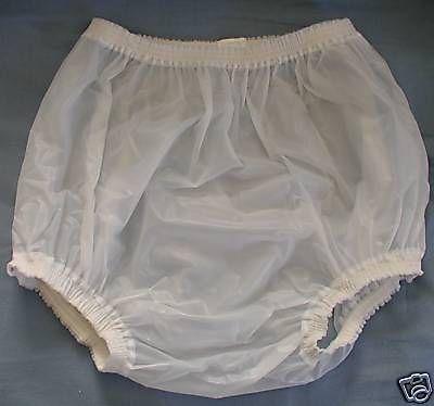 Vintage Lot Baby Plastic Rubber Waterproof Pants Diaper