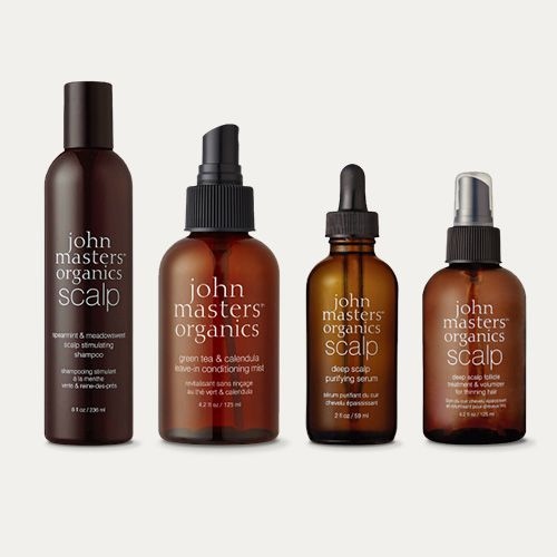#John Masters #Organics #Scalp Repair System Bundle is beneficial for consumers who are having hair and scalp issues, whether it be limp, unmanageable hair, hair loss, damaged #hair, itchy, #flaky scalp or #dandruff.http://greenandpure.com/product/scalp-repair-system-bundle/