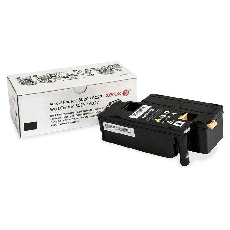 Xerox Toner Cartridge Laser Standard Yield 2000 Pages