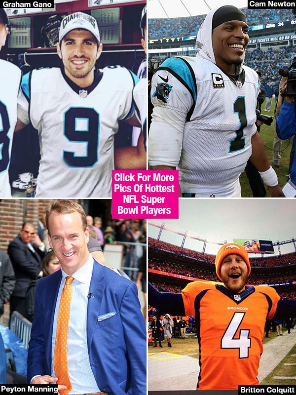 [PICS] Hottest Super Bowl Players Of 2016 — The Broncos & Panthers' Cutest Guys - Hollywood Life