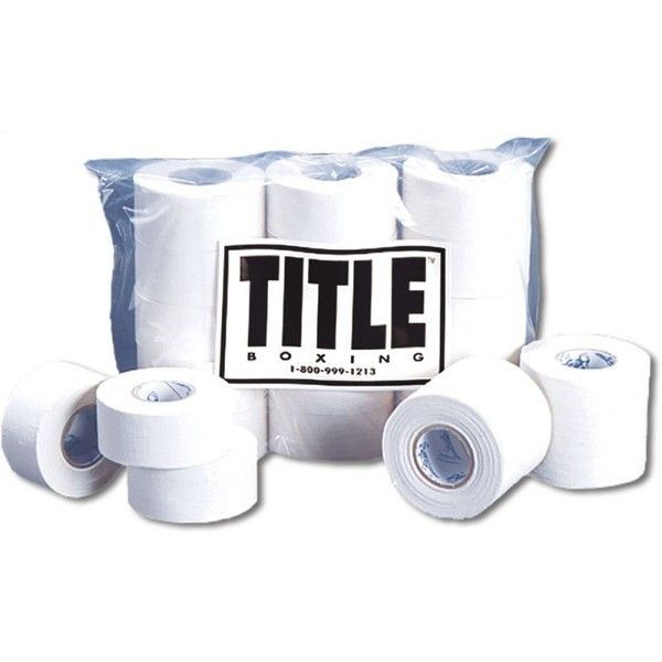 """TITLE BOXING 1"""" TAPE (€0,89) found on Polyvore featuring home, home decor and office accessories"""