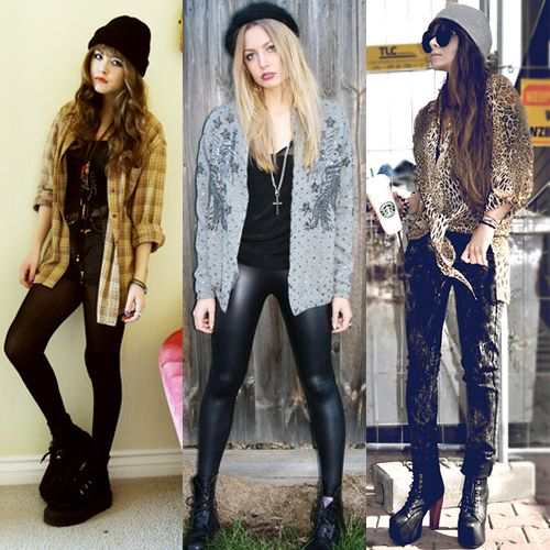Soft grunge outfits | `Outfits~ | Pinterest | Style Soft grunge outfits and Inspiration