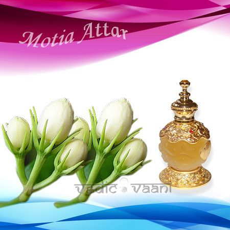Motia Attar, The Motia Attar offered by us is obtained through the process of steam distillation or water distillation from the plant Cymbopogon Martini, varietas motia. Exclusively extracted from plants found in South Asia and in the islands of the Indian Ocean, the Motia Attar has a pronounced floral fragrance and is much in demand in the perfumery industry.