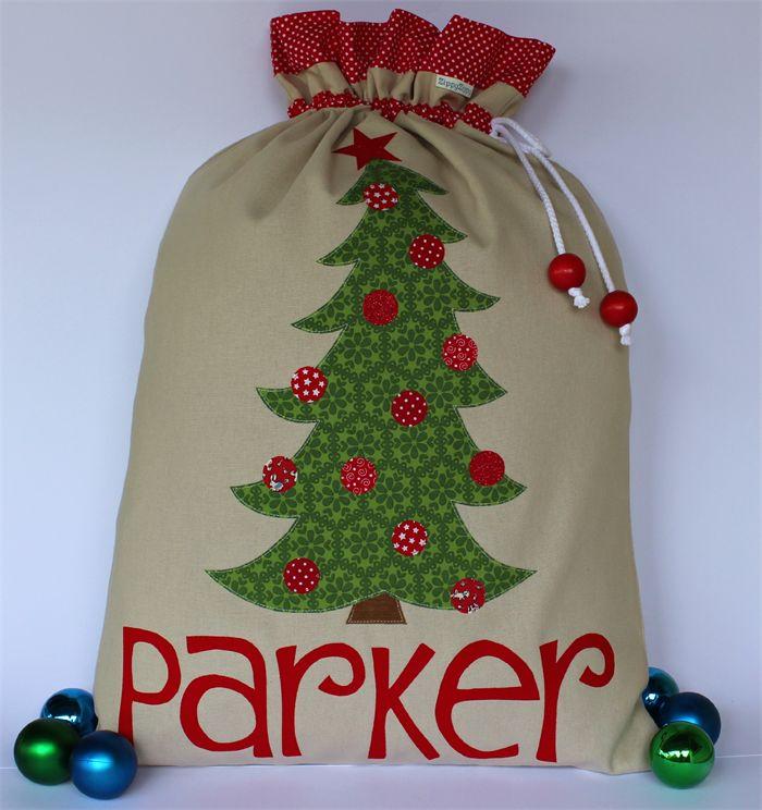 Santa Sack Nat (4 letter)