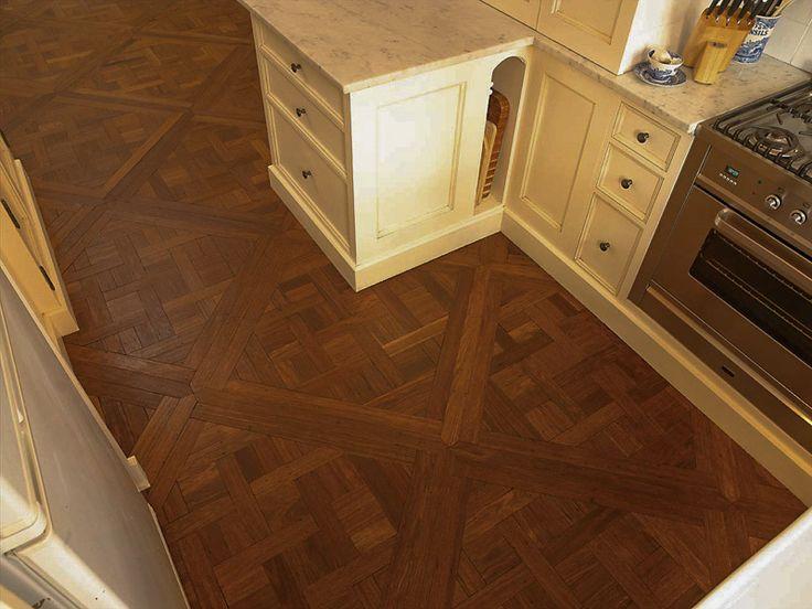 Hardwood panel detailing make for one stunning kitchen space.