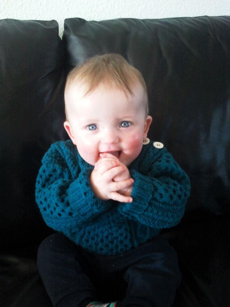 Sweater str 1/2-1 år