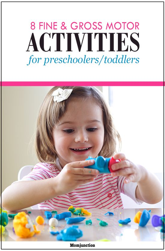 8 fine and gross motor activities for toddlers gross