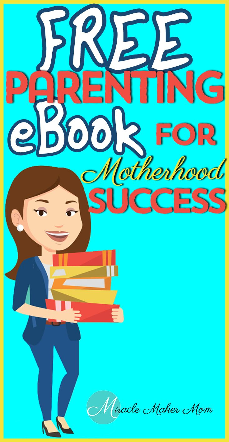 FREE Parenting eBook to Rock Your Way to Motherhood Success!