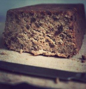 Ontbijtkoek (suikervrij, zuivelvrij, glutenvrij)
