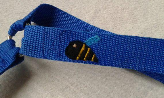 Bumblebee dog harness  adjustable by DoGATAilla on Etsy