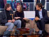 Meredith Vieira opens up to Dr. Oz about her husband's battle with multiple sclerosis, why she left The Today Show and how she juggles it all.