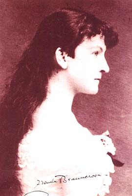Zdenka Braunerová was a Czech painter and graphic designer. A prominent Czech artist, she takes her place on history alongside the likes of Chittussi, Mrštík, Zeyer, Marten, Joža Uprka and sculptors František Bílek and Jan Zrzavý.