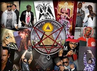 Wow. A satanic pentagram of baphomet that spells out the word mason on our US dollar bill. Seems shady. #illuminati