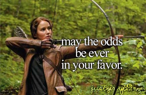 Hunger Games! Obsession