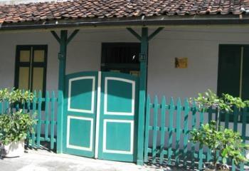 Rumah bersejarah di Kampung Peneleh gang VII
