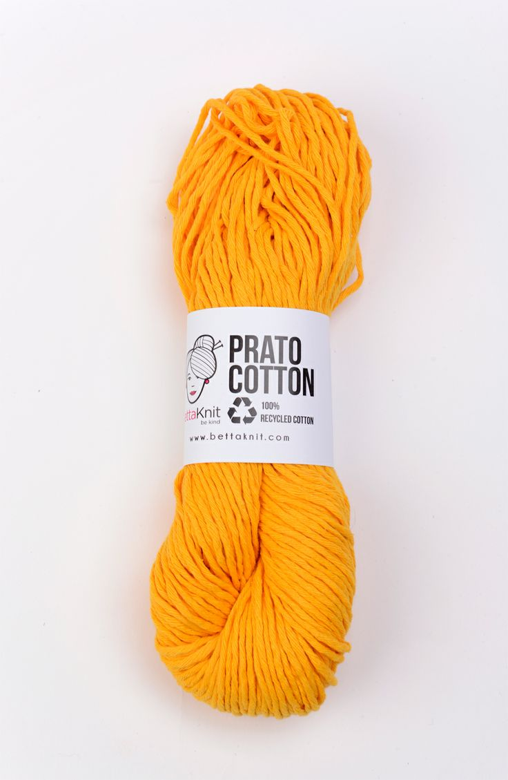 Prato Cotton - Corn 100% recycled – 100% ecological www.bettaknit.com