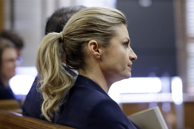 Neal Peskind acknowledged that he was at a restaurant with friends who started watching secretly recorded footage of Andrews naked in her hotel room.