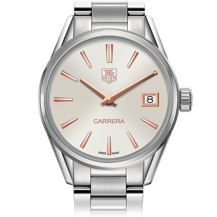 TAG Heuer CARRERA Rose Gold Indexes 32MM