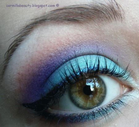Glam Glitter Look http://www.makeupbee.com/look.php?look_id=63695