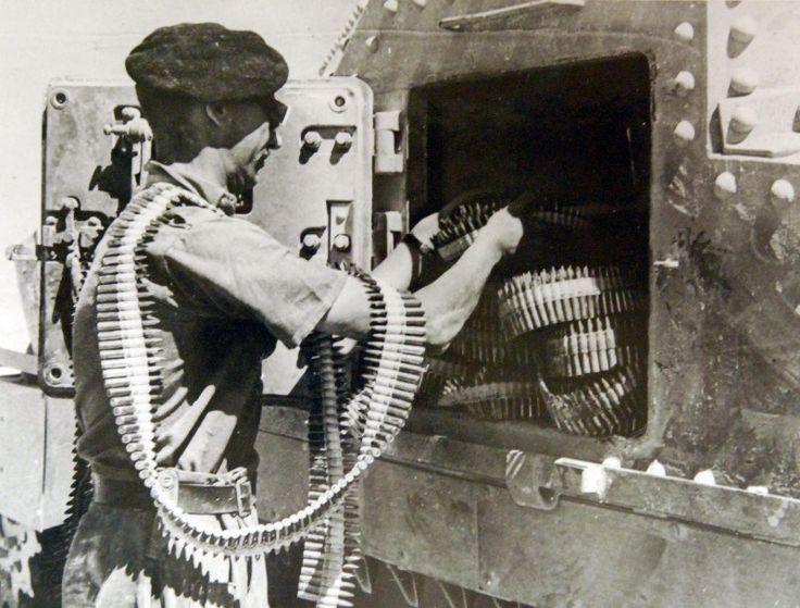 "bmashina: ""Download machine gun ammunition in the tank M3 ""Lee / Grant"" """
