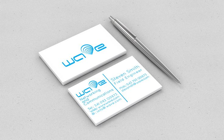 Wave Branding | Nikolas Karampelas Just updated my website and this is my first attempt to show off a complete set of logo uses.
