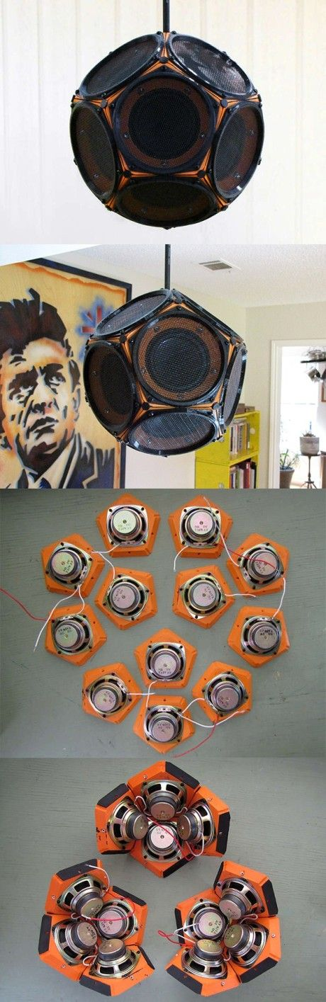 Want to get a professional speaker but too expensive? Maybe you can DIY one