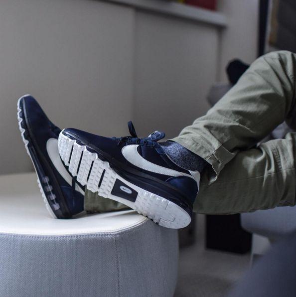 an on feet look at the nike air max ld zero h air max shoe game