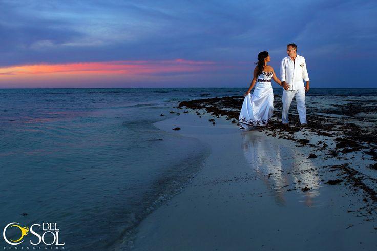 DESTINO DE ROMANCE EN EL CARIBE MEXICANO