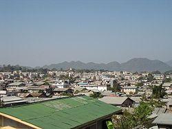 Lashio,Burma