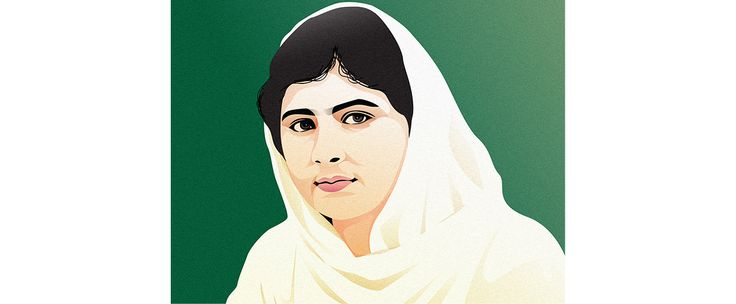 """""""When the Talib Said, 'Which One of You is Malala,' I Squeezed My Friend's Hand""""   The New Republic"""