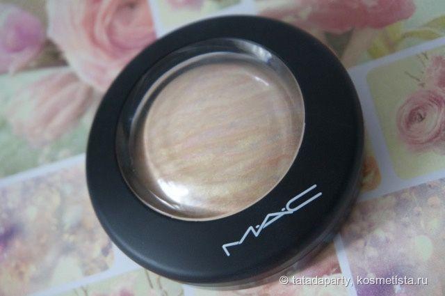 Хайлайтер MAC Mineralize Skinfinish Lightscapade отзывы — tatadaparty — Косметиста