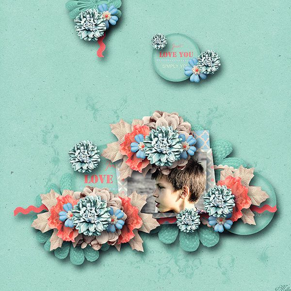 Getting Sweet by Eudora Designs template Wonderful Forest Part1 by Eudora Designs