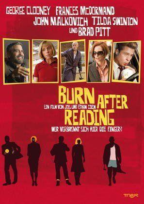 """""""Burn After Reading!"""" müssten die Memoiren des suspendierten CIA-Agenten Ozzie lauten. Doch Fitnesstrainerin Linda und…"""
