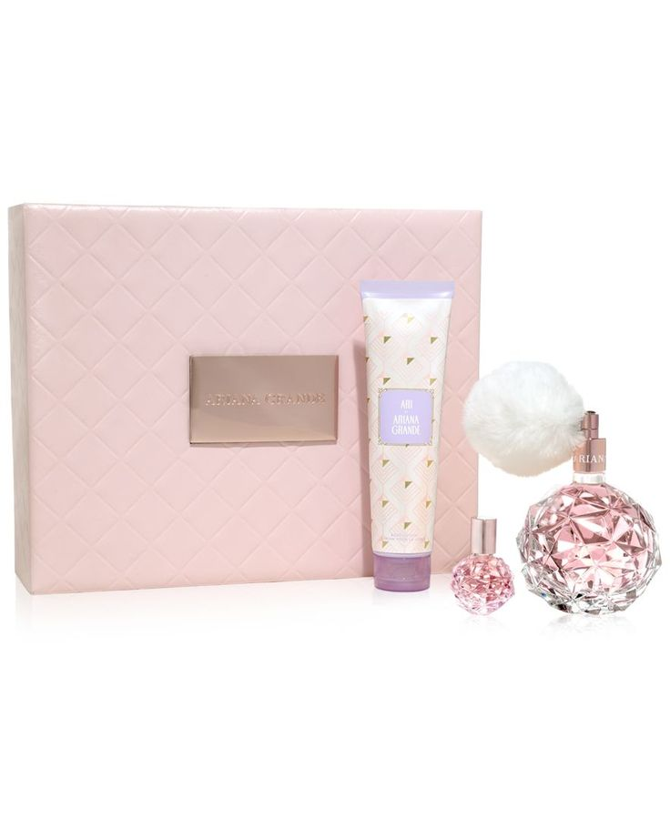Ari By Ariana Grande Gift Set A Macy S Exclusive ️me
