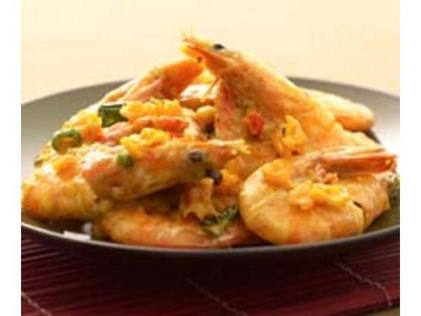 how to cook chinese butter prawn