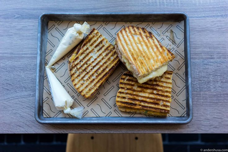 Some of the best things in life are the simplest. Melt Grilled Cheese has taken that philosophy and turned it into a restaurant serving only toast.