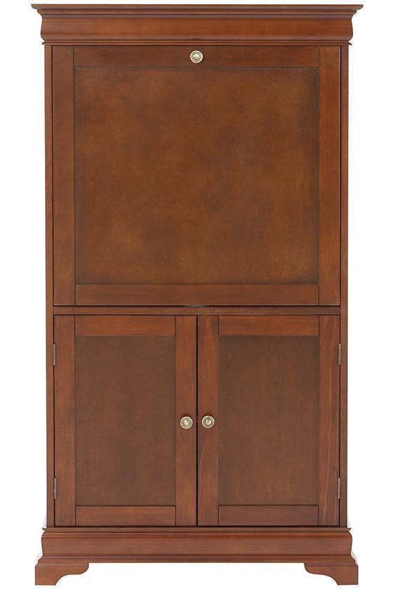 14 best craft armoire with fold out table images on for Craft cupboard with table