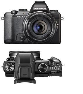 STYLUS 1s - Digitalkameras ; Kompaktkameras - STYLUS - Olympus