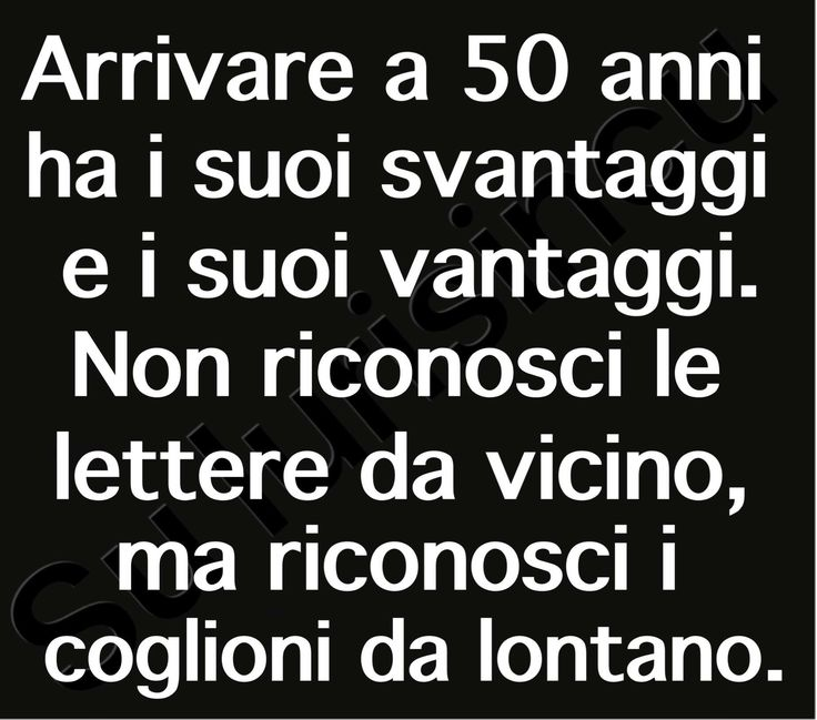 50 anni