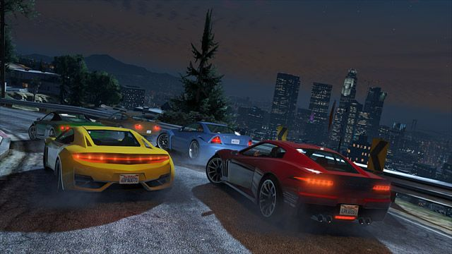 You Can Use GTA 5 To Train Your AI Cars
