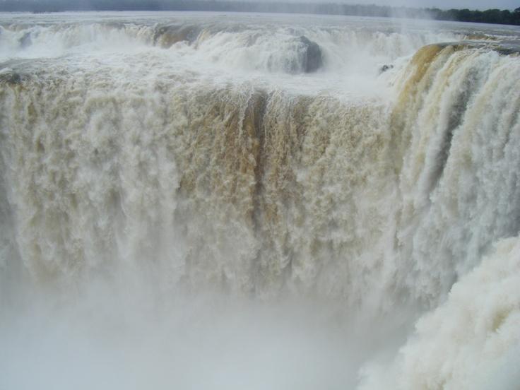 Garganta del diablo 2009. Cataratas del Iguazú. Misiones - Argentina