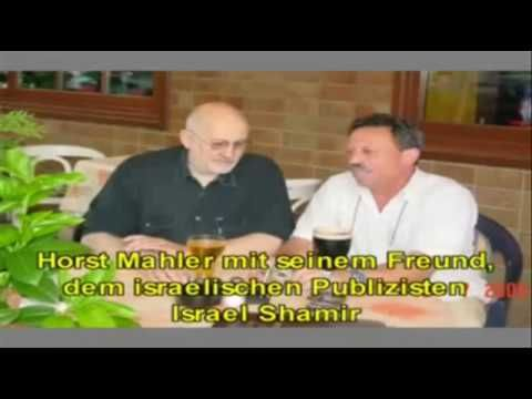 ReUp Michel Friedman interviewt Horst Mahler und Sylvia Stolz in München YouTube - YouTube